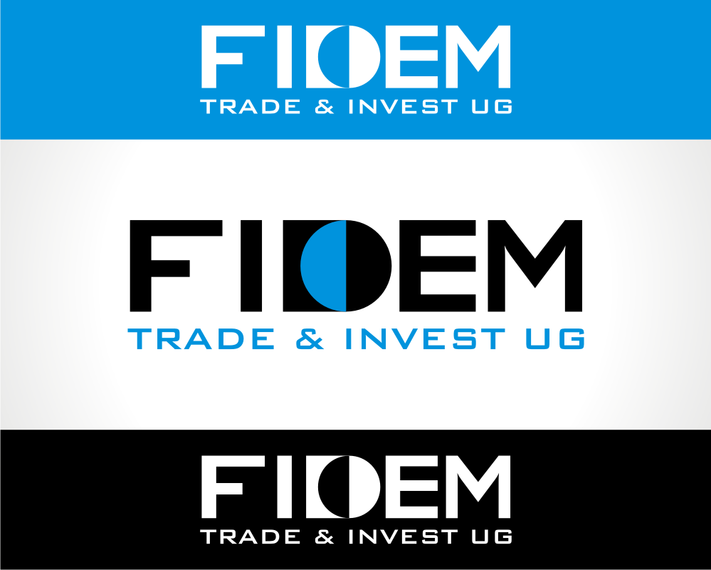 Logo Design by Heru budi Santoso - Entry No. 324 in the Logo Design Contest Professional Logo Design for FIDEM Trade & Invest UG.