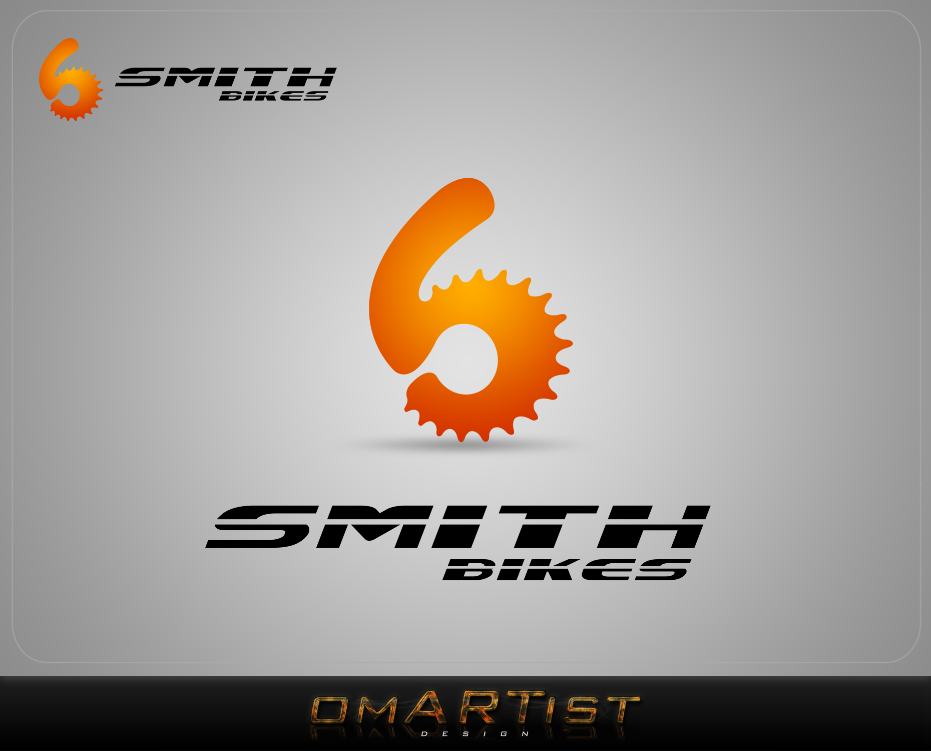 Logo Design by omARTist - Entry No. 197 in the Logo Design Contest Fun Logo Design for SMITH BIKES.