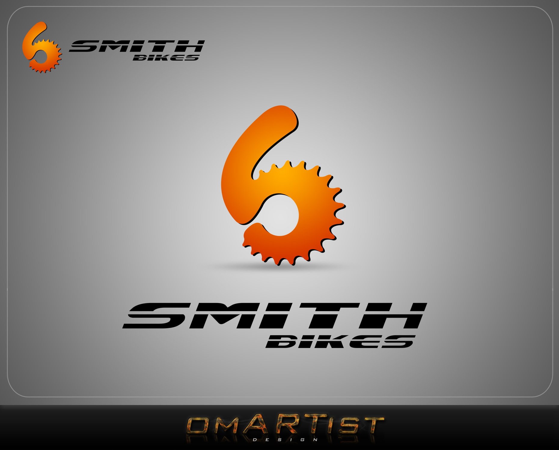 Logo Design by omARTist - Entry No. 198 in the Logo Design Contest Fun Logo Design for SMITH BIKES.