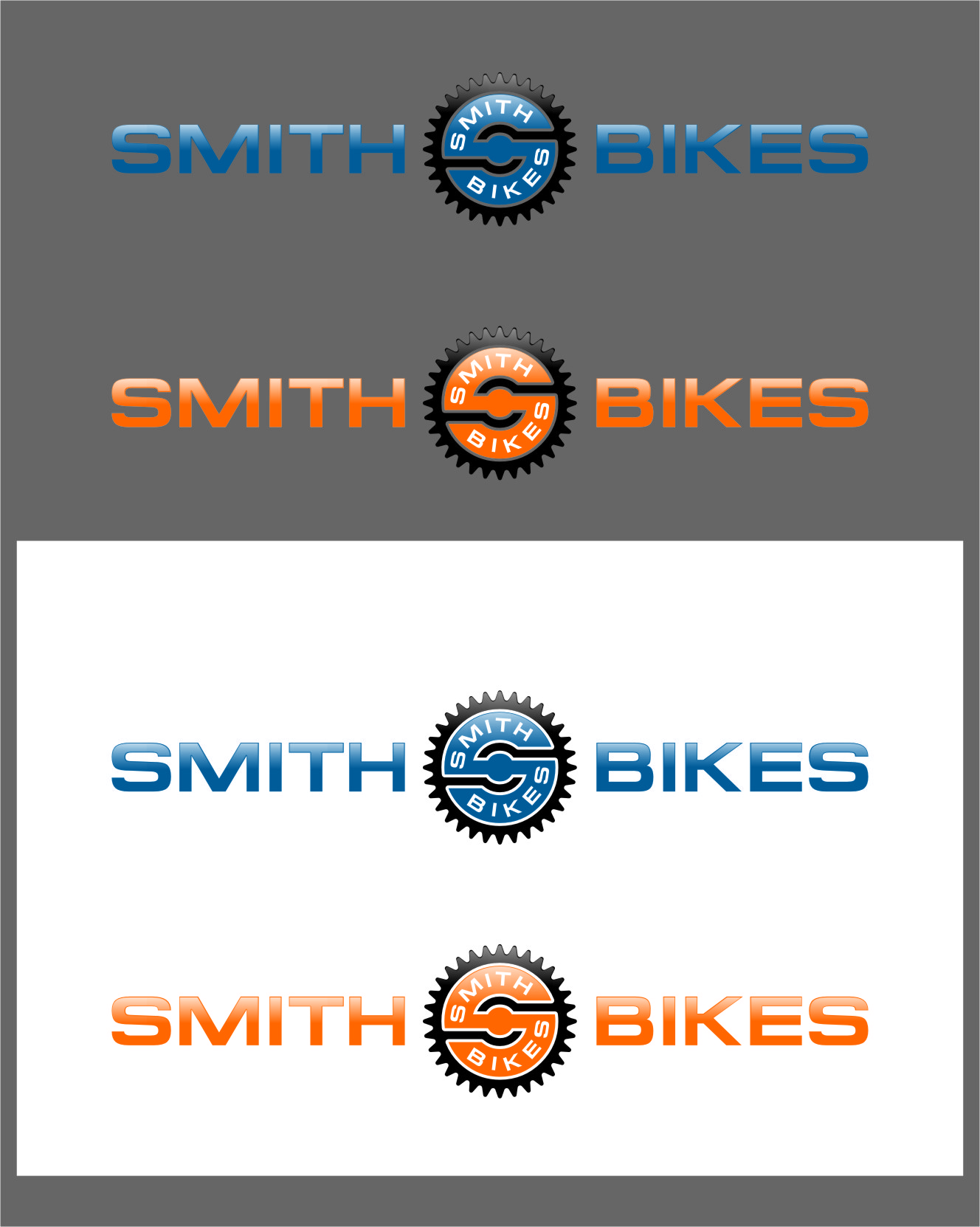 Logo Design by Ngepet_art - Entry No. 200 in the Logo Design Contest Fun Logo Design for SMITH BIKES.
