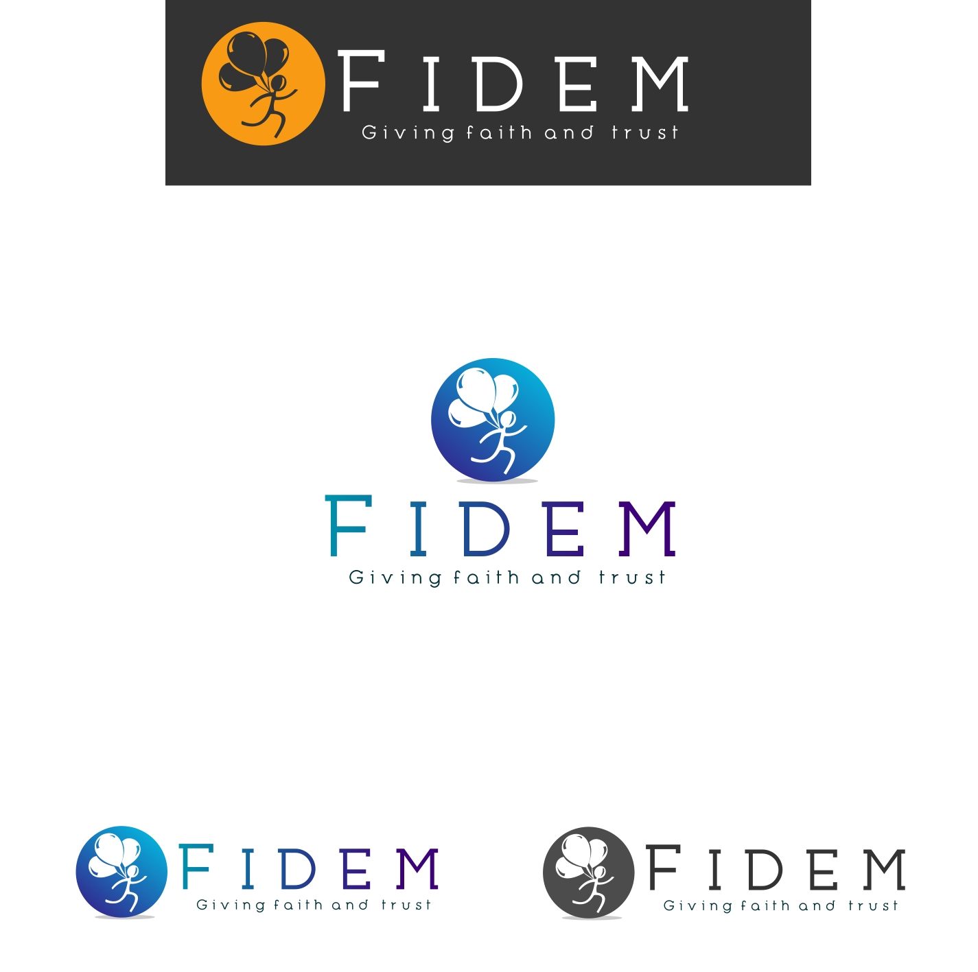 Logo Design by Private User - Entry No. 327 in the Logo Design Contest Professional Logo Design for FIDEM Trade & Invest UG.