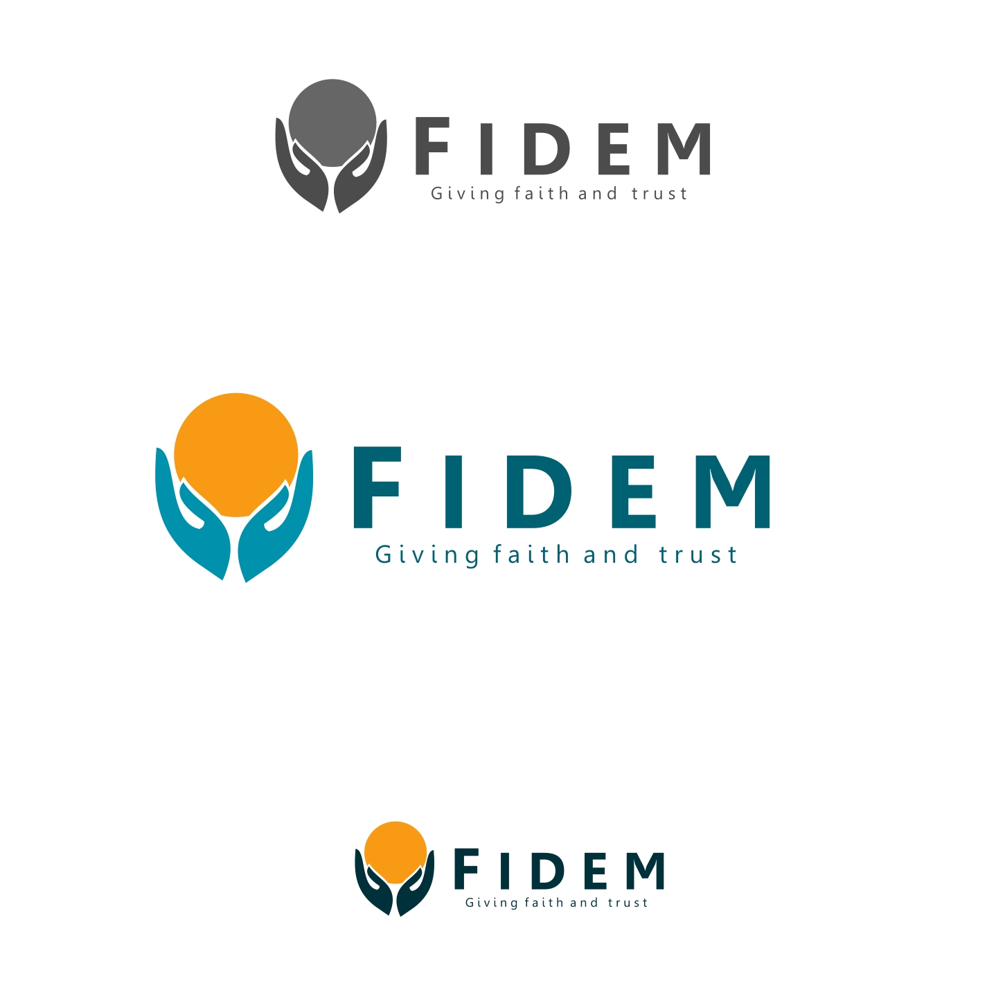 Logo Design by Private User - Entry No. 330 in the Logo Design Contest Professional Logo Design for FIDEM Trade & Invest UG.