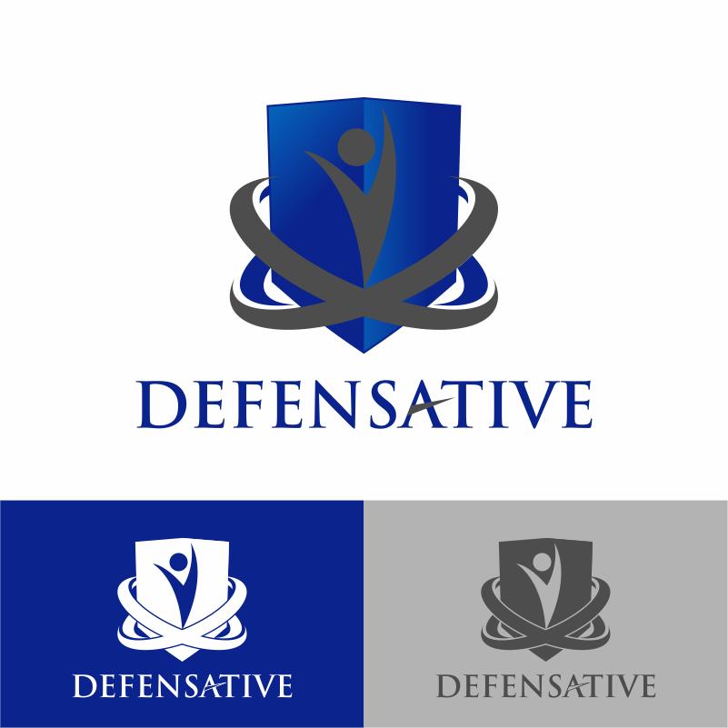 Custom Design by kotakdesign - Entry No. 17 in the Custom Design Contest Custom Design Business Cards+Logo+Stationary for Defensative.