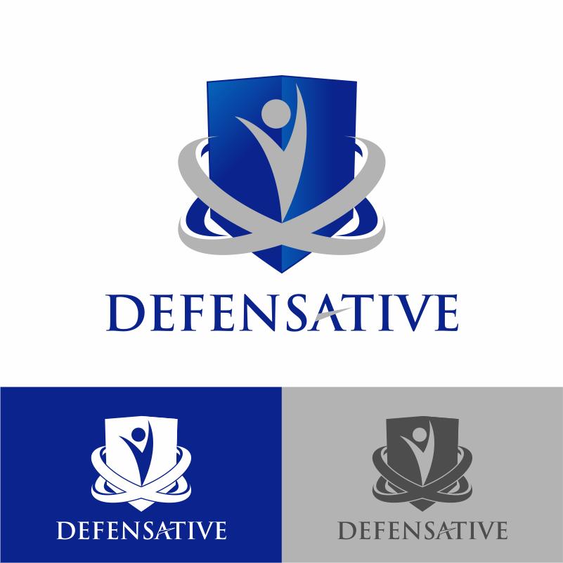 Custom Design by kotakdesign - Entry No. 18 in the Custom Design Contest Custom Design Business Cards+Logo+Stationary for Defensative.