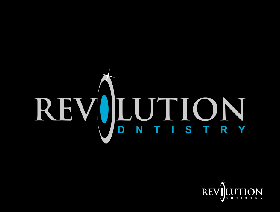 Logo Design by Agus Martoyo - Entry No. 49 in the Logo Design Contest Artistic Logo Design for Revolution Dentistry.