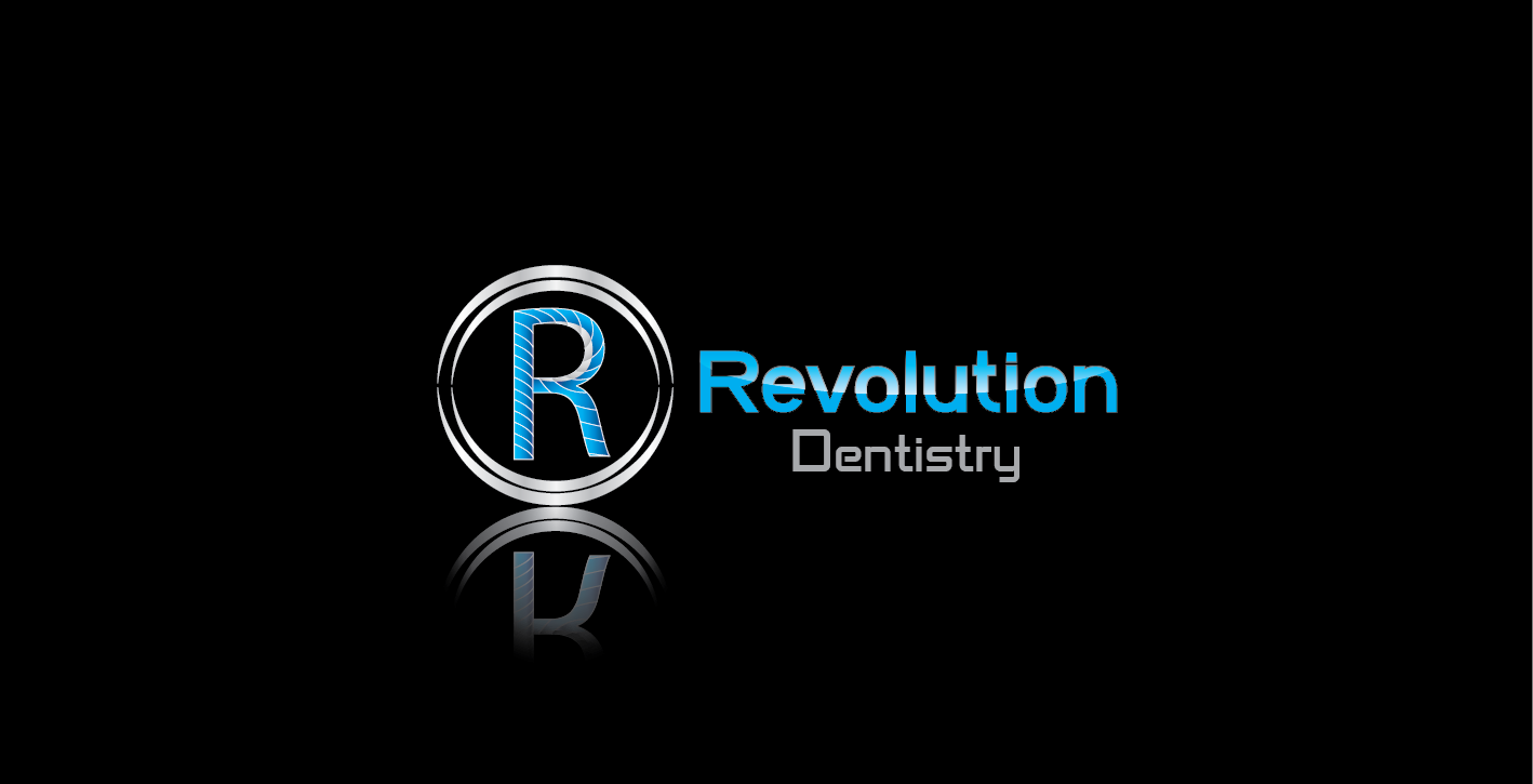 Logo Design by Private User - Entry No. 50 in the Logo Design Contest Artistic Logo Design for Revolution Dentistry.