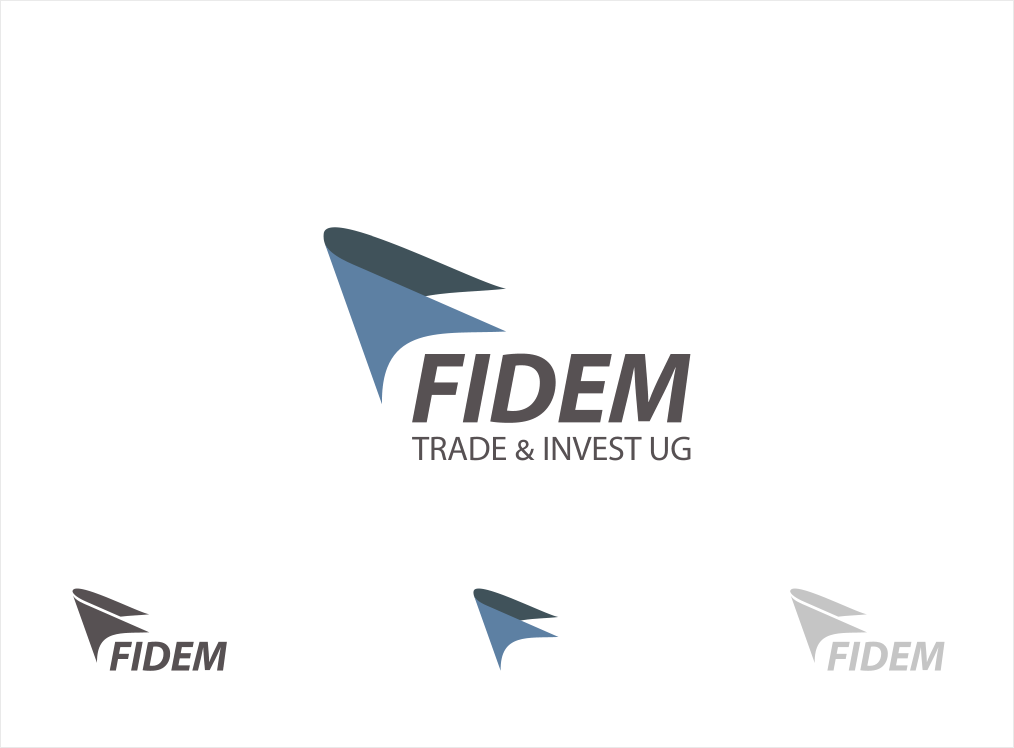 Logo Design by Jorge Sardon - Entry No. 332 in the Logo Design Contest Professional Logo Design for FIDEM Trade & Invest UG.