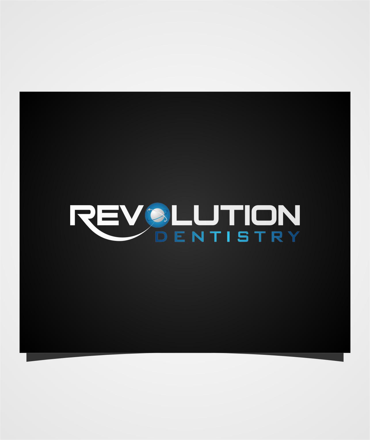 Logo Design by Ngepet_art - Entry No. 54 in the Logo Design Contest Artistic Logo Design for Revolution Dentistry.
