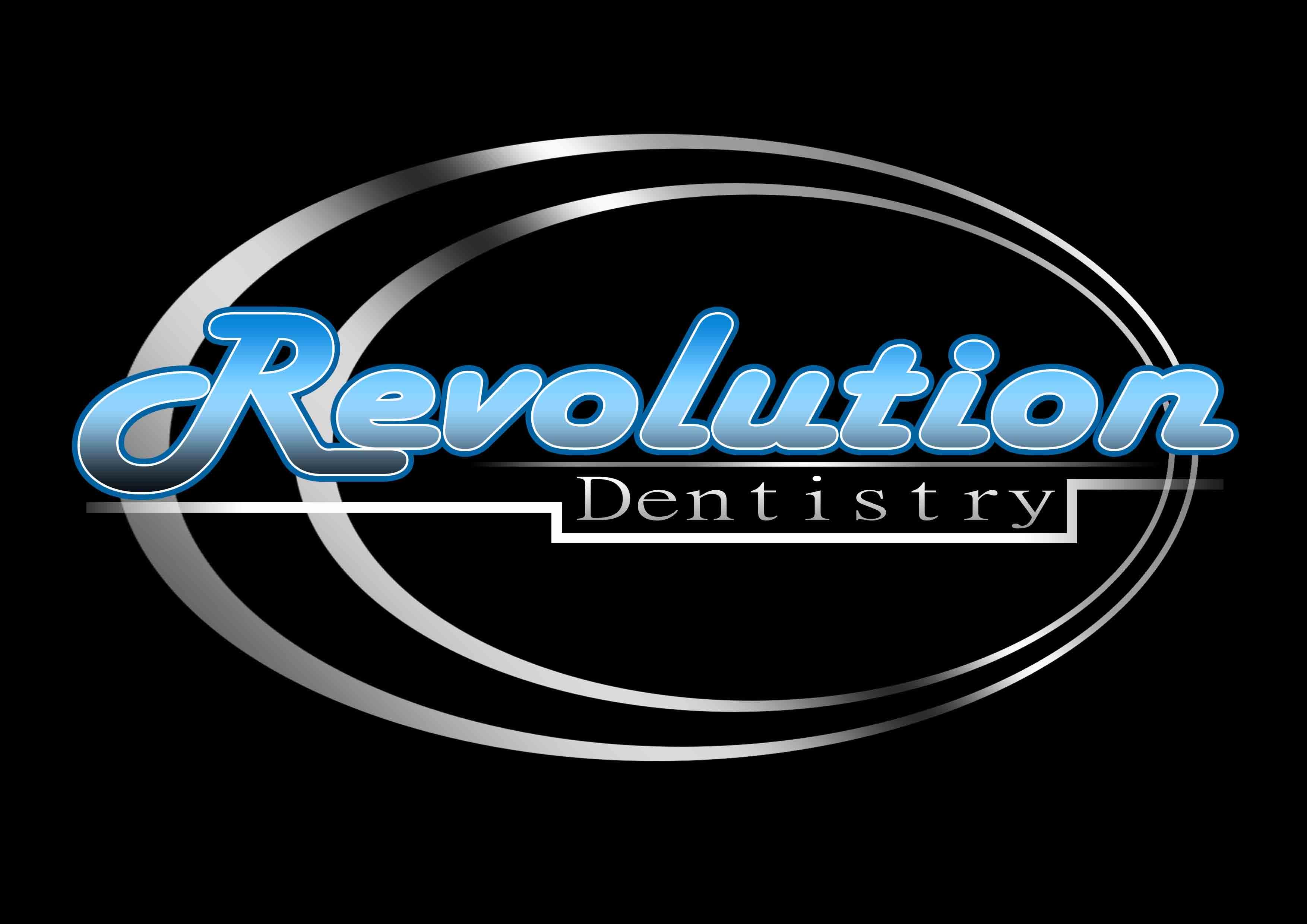 Logo Design by Jesther Jordan Minor - Entry No. 59 in the Logo Design Contest Artistic Logo Design for Revolution Dentistry.