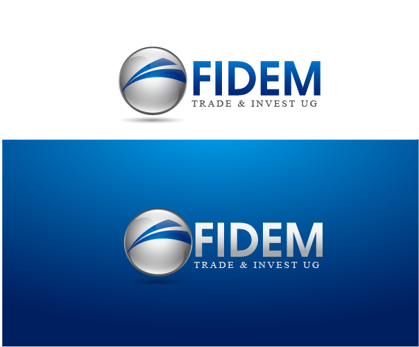 Logo Design by Private User - Entry No. 341 in the Logo Design Contest Professional Logo Design for FIDEM Trade & Invest UG.