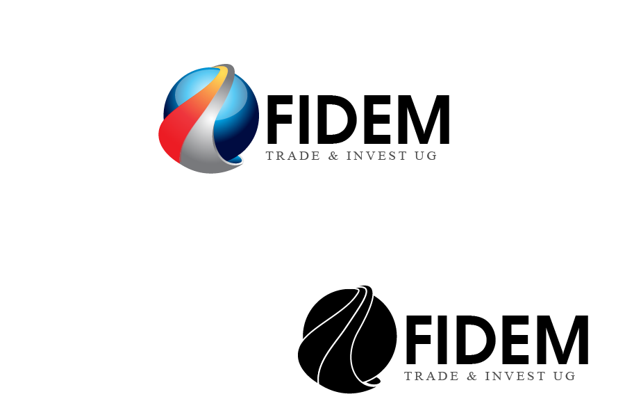 Logo Design by Private User - Entry No. 342 in the Logo Design Contest Professional Logo Design for FIDEM Trade & Invest UG.