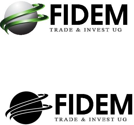 Logo Design by Private User - Entry No. 343 in the Logo Design Contest Professional Logo Design for FIDEM Trade & Invest UG.