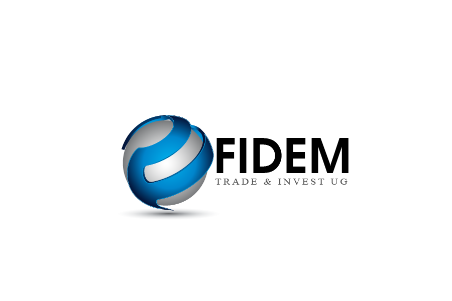 Logo Design by Private User - Entry No. 344 in the Logo Design Contest Professional Logo Design for FIDEM Trade & Invest UG.