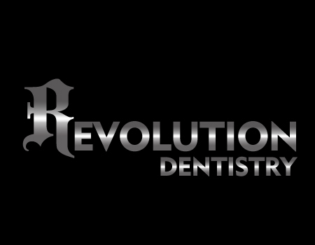 Logo Design by Crystal Desizns - Entry No. 66 in the Logo Design Contest Artistic Logo Design for Revolution Dentistry.