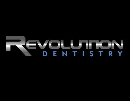 Logo Design by Crystal Desizns - Entry No. 67 in the Logo Design Contest Artistic Logo Design for Revolution Dentistry.
