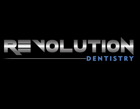 Logo Design by Crystal Desizns - Entry No. 68 in the Logo Design Contest Artistic Logo Design for Revolution Dentistry.