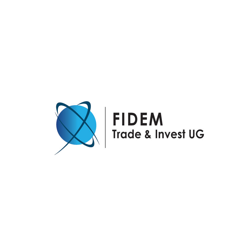 Logo Design by Private User - Entry No. 348 in the Logo Design Contest Professional Logo Design for FIDEM Trade & Invest UG.