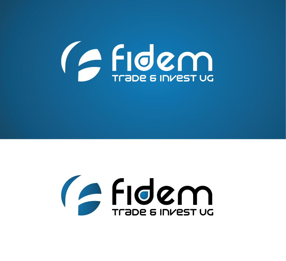 Logo Design by Emad A Zyed - Entry No. 353 in the Logo Design Contest Professional Logo Design for FIDEM Trade & Invest UG.