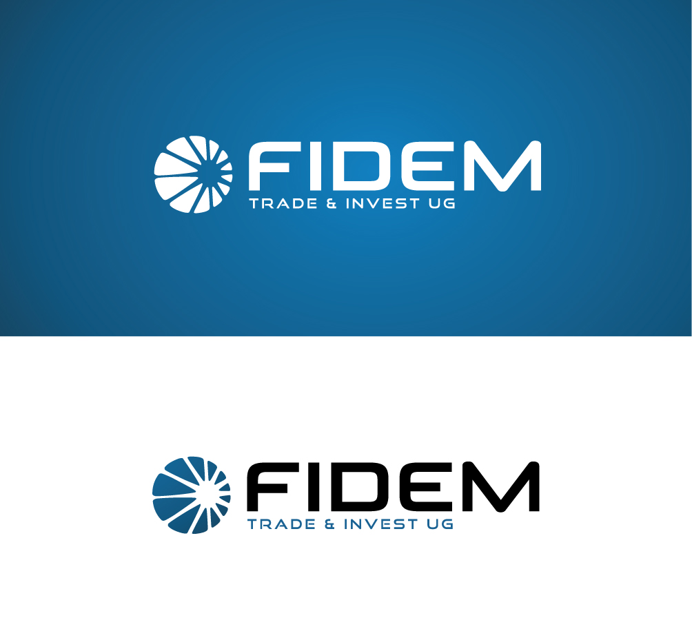 Logo Design by Emad A Zyed - Entry No. 354 in the Logo Design Contest Professional Logo Design for FIDEM Trade & Invest UG.