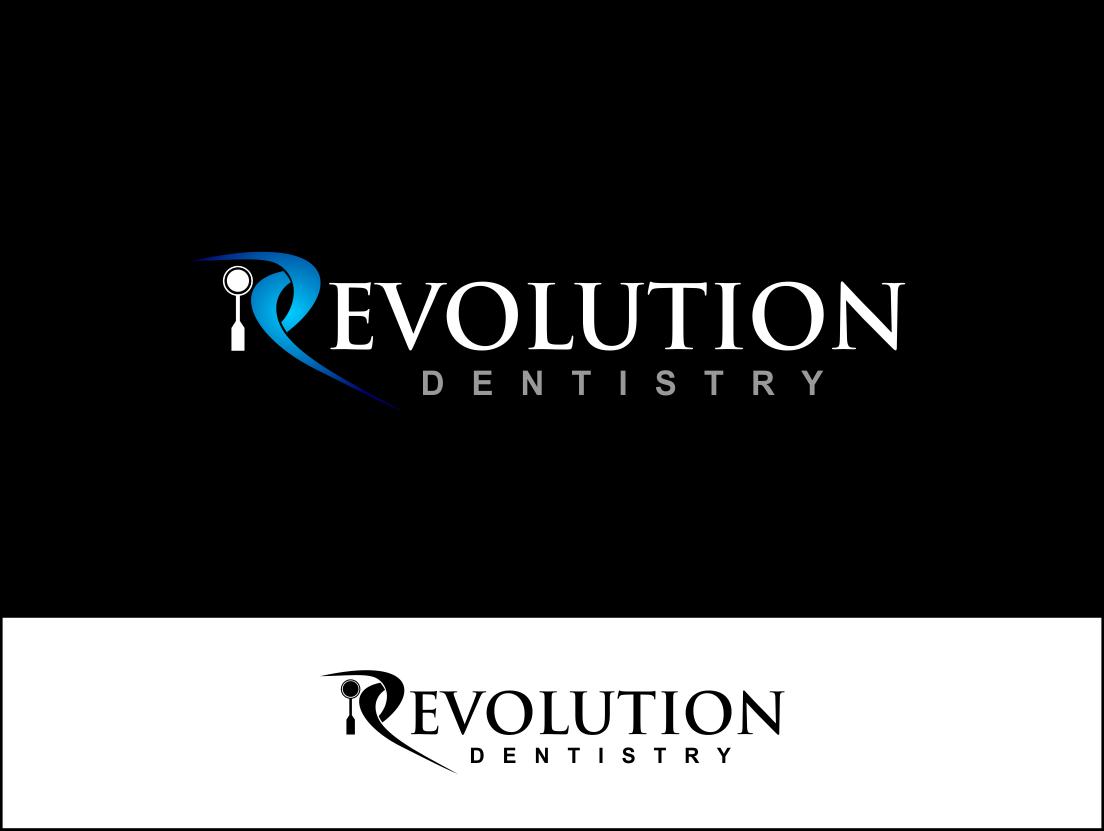 Logo Design by Agus Martoyo - Entry No. 83 in the Logo Design Contest Artistic Logo Design for Revolution Dentistry.
