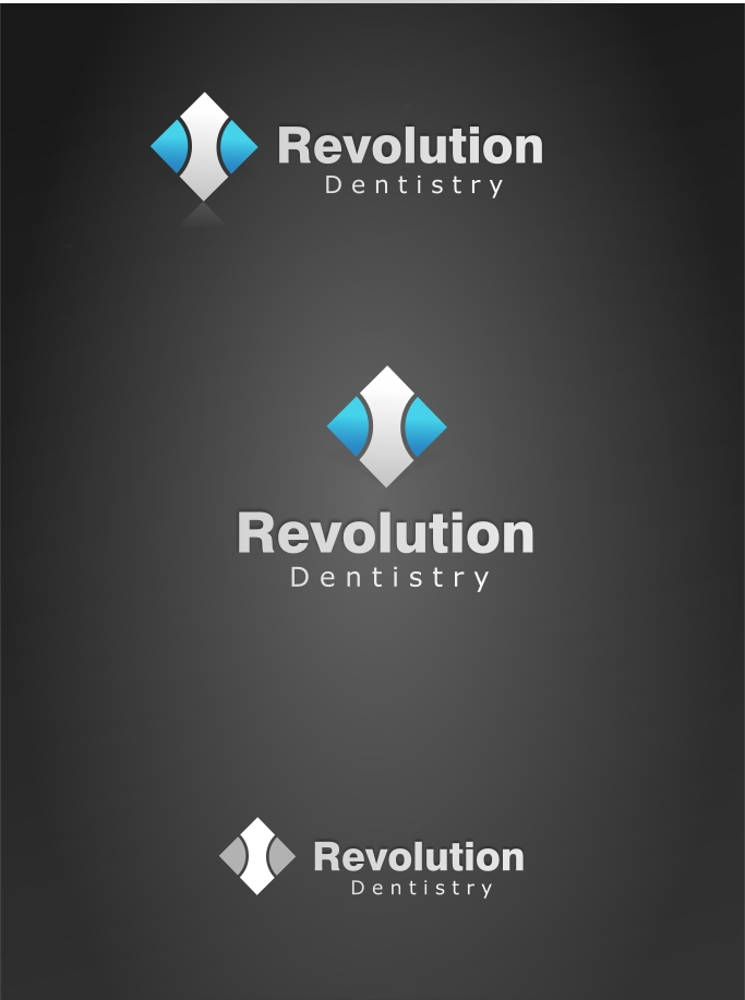 Logo Design by Private User - Entry No. 87 in the Logo Design Contest Artistic Logo Design for Revolution Dentistry.