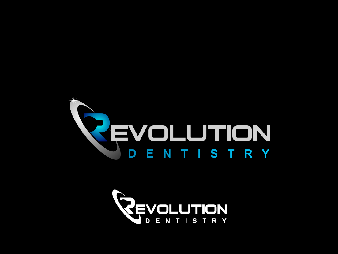 Logo Design by Agus Martoyo - Entry No. 88 in the Logo Design Contest Artistic Logo Design for Revolution Dentistry.
