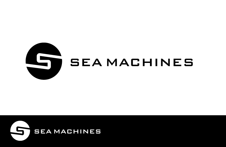Logo Design by Jan Chua - Entry No. 146 in the Logo Design Contest Creative Logo Design for SeaMachines.