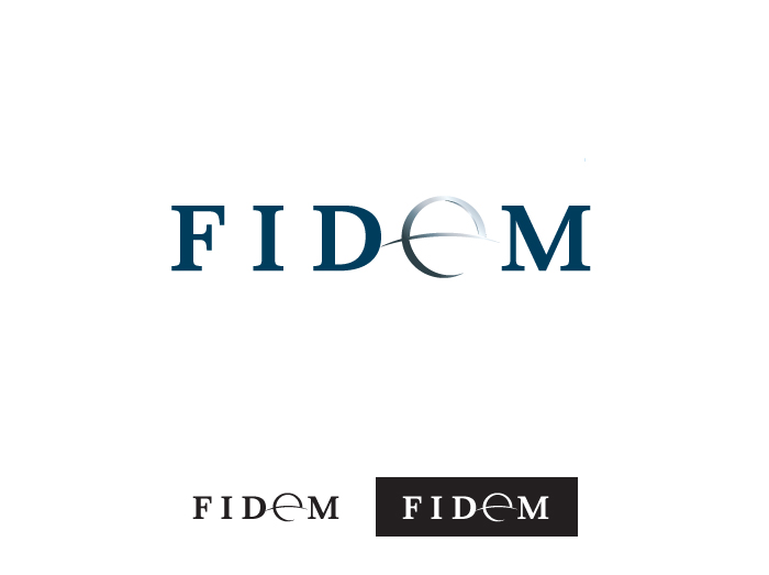 Logo Design by Laura Wood - Entry No. 367 in the Logo Design Contest Professional Logo Design for FIDEM Trade & Invest UG.