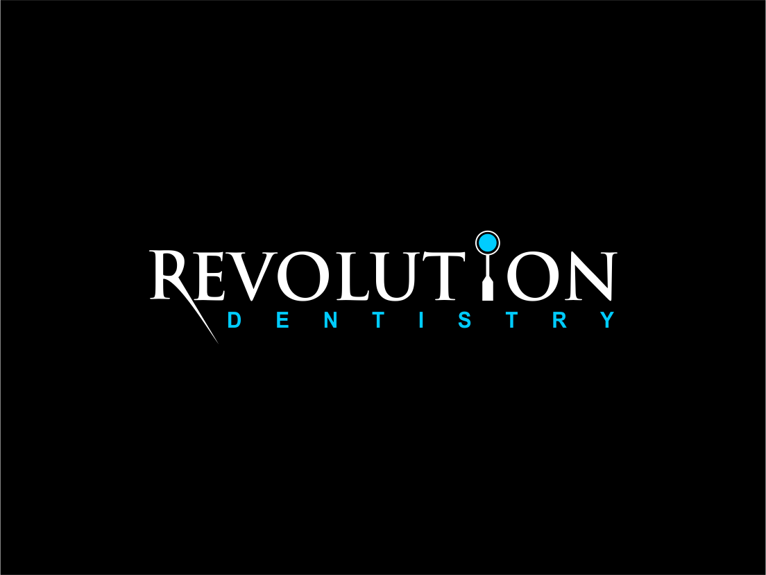 Logo Design by Agus Martoyo - Entry No. 92 in the Logo Design Contest Artistic Logo Design for Revolution Dentistry.