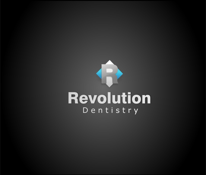 Logo Design by Private User - Entry No. 94 in the Logo Design Contest Artistic Logo Design for Revolution Dentistry.