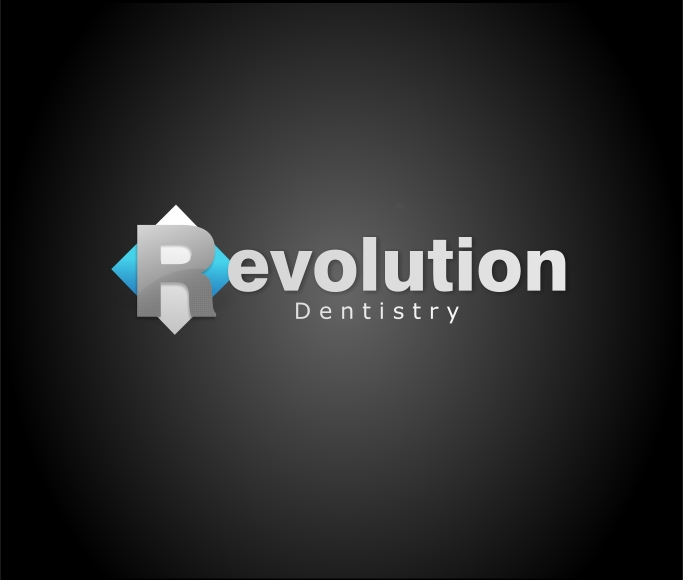 Logo Design by Private User - Entry No. 95 in the Logo Design Contest Artistic Logo Design for Revolution Dentistry.