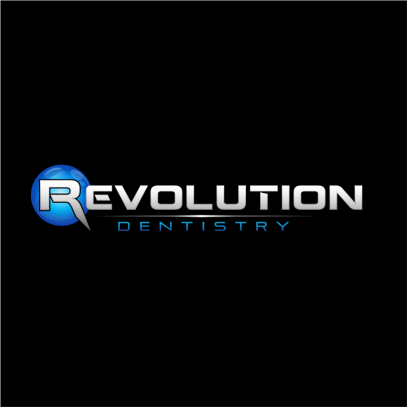 Logo Design by kotakdesign - Entry No. 97 in the Logo Design Contest Artistic Logo Design for Revolution Dentistry.
