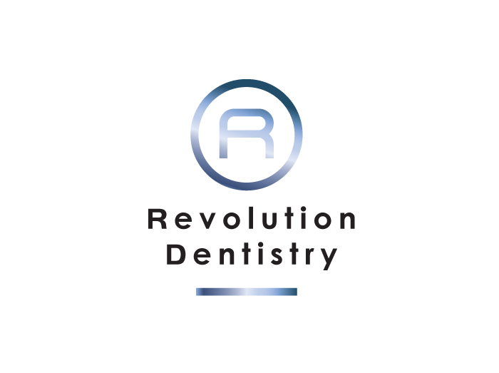 Logo Design by Laura Wood - Entry No. 100 in the Logo Design Contest Artistic Logo Design for Revolution Dentistry.