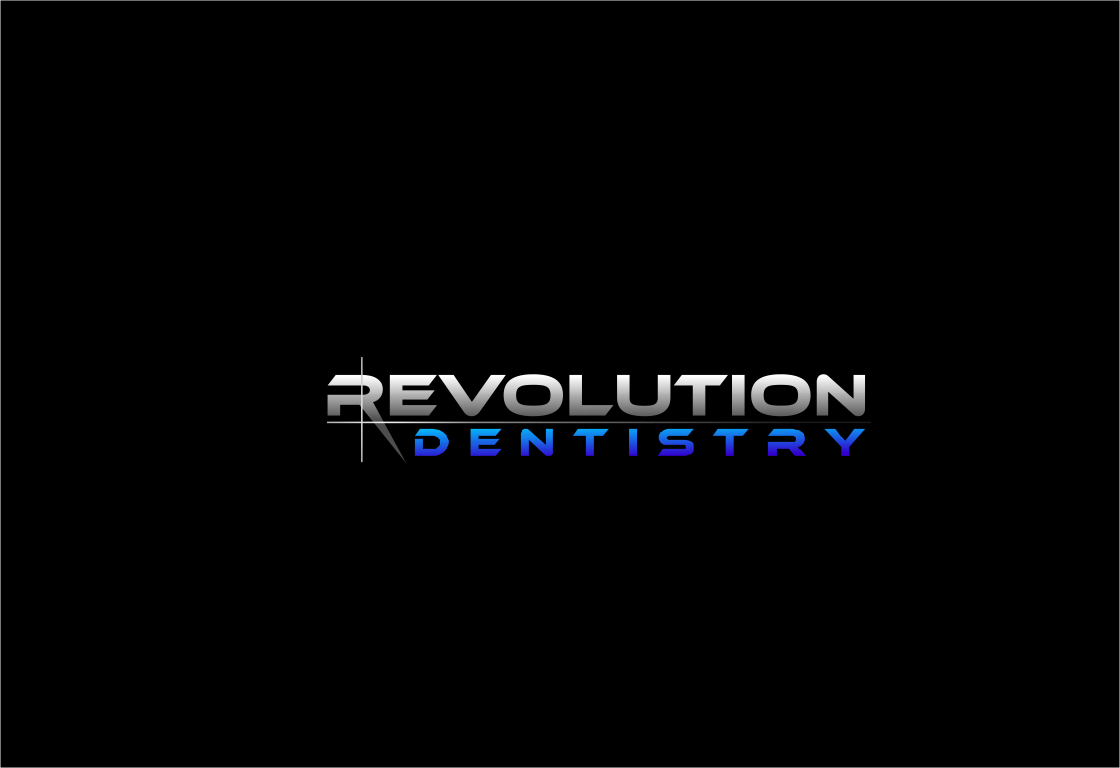 Logo Design by Agus Martoyo - Entry No. 101 in the Logo Design Contest Artistic Logo Design for Revolution Dentistry.
