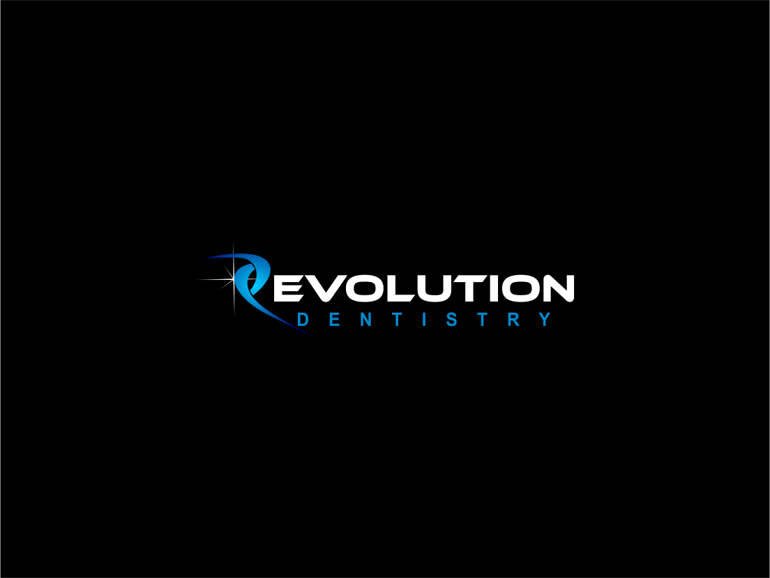 Logo Design by Agus Martoyo - Entry No. 102 in the Logo Design Contest Artistic Logo Design for Revolution Dentistry.