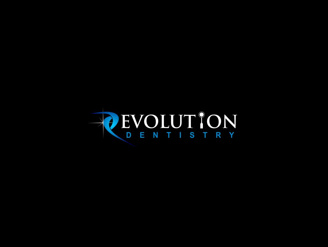 Logo Design by Agus Martoyo - Entry No. 103 in the Logo Design Contest Artistic Logo Design for Revolution Dentistry.