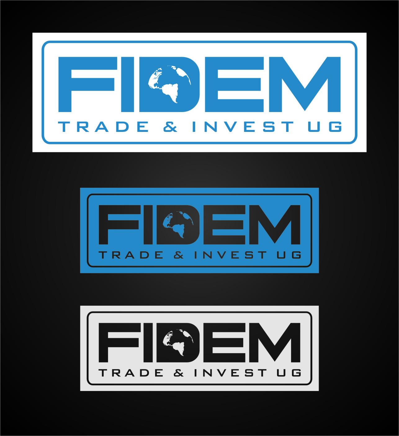 Logo Design by RasYa Muhammad Athaya - Entry No. 368 in the Logo Design Contest Professional Logo Design for FIDEM Trade & Invest UG.
