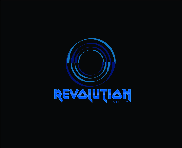 Logo Design by Private User - Entry No. 110 in the Logo Design Contest Artistic Logo Design for Revolution Dentistry.