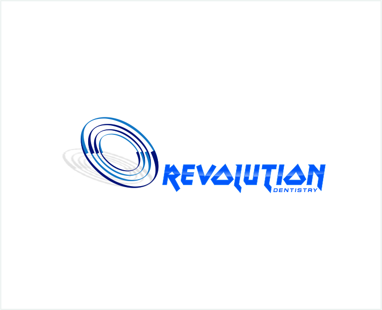 Logo Design by Private User - Entry No. 111 in the Logo Design Contest Artistic Logo Design for Revolution Dentistry.
