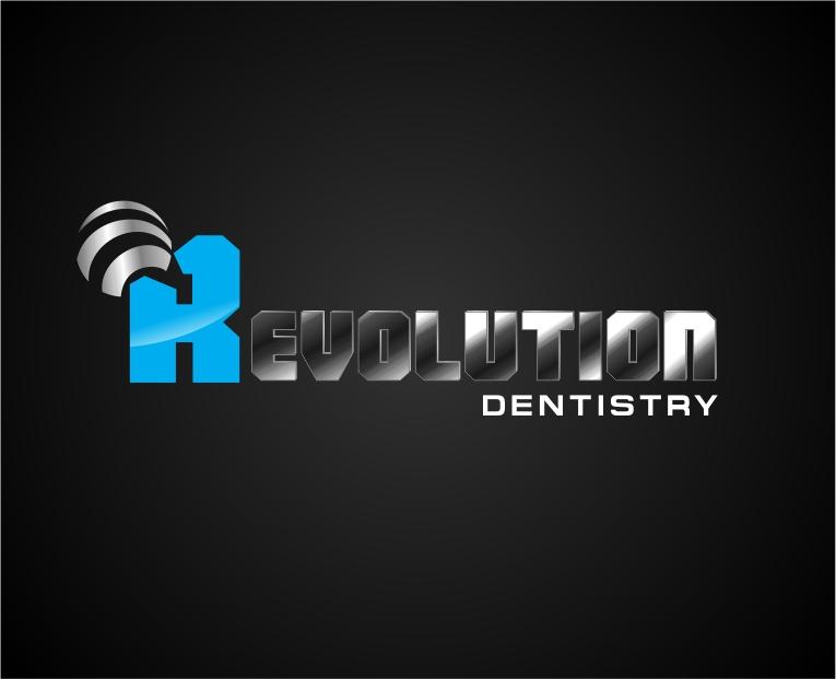 Logo Design by Private User - Entry No. 113 in the Logo Design Contest Artistic Logo Design for Revolution Dentistry.