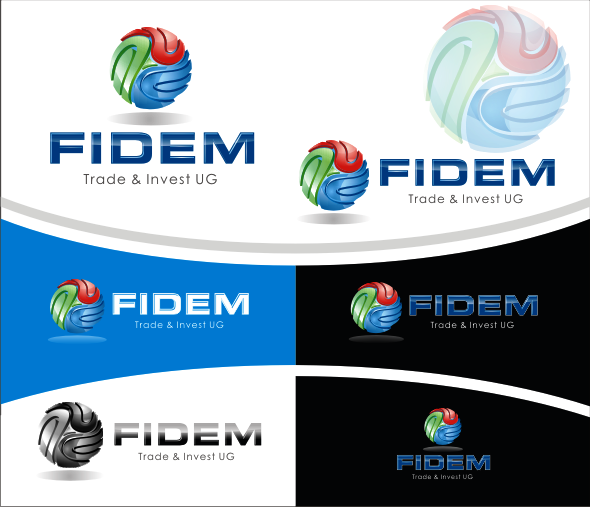 Logo Design by Armada Jamaluddin - Entry No. 369 in the Logo Design Contest Professional Logo Design for FIDEM Trade & Invest UG.