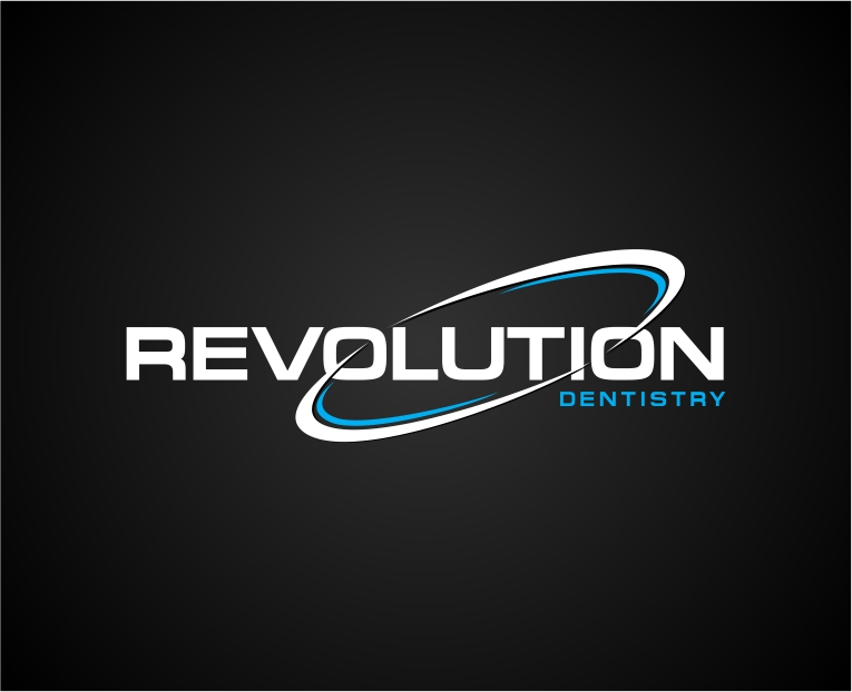 Logo Design by Private User - Entry No. 118 in the Logo Design Contest Artistic Logo Design for Revolution Dentistry.