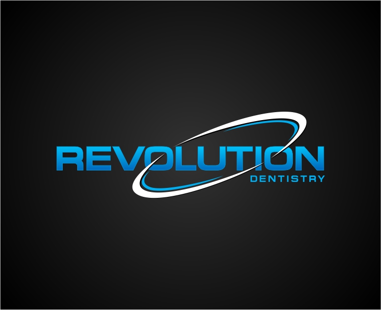 Logo Design by Private User - Entry No. 119 in the Logo Design Contest Artistic Logo Design for Revolution Dentistry.