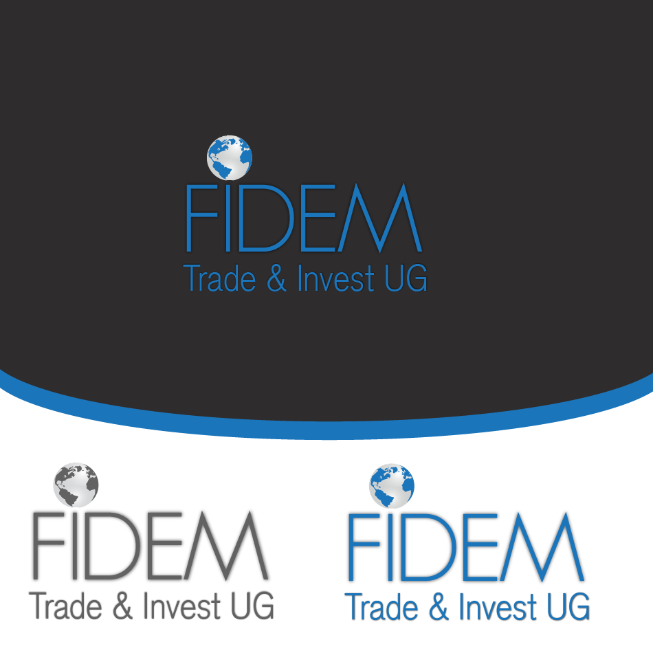 Logo Design by moonflower - Entry No. 370 in the Logo Design Contest Professional Logo Design for FIDEM Trade & Invest UG.