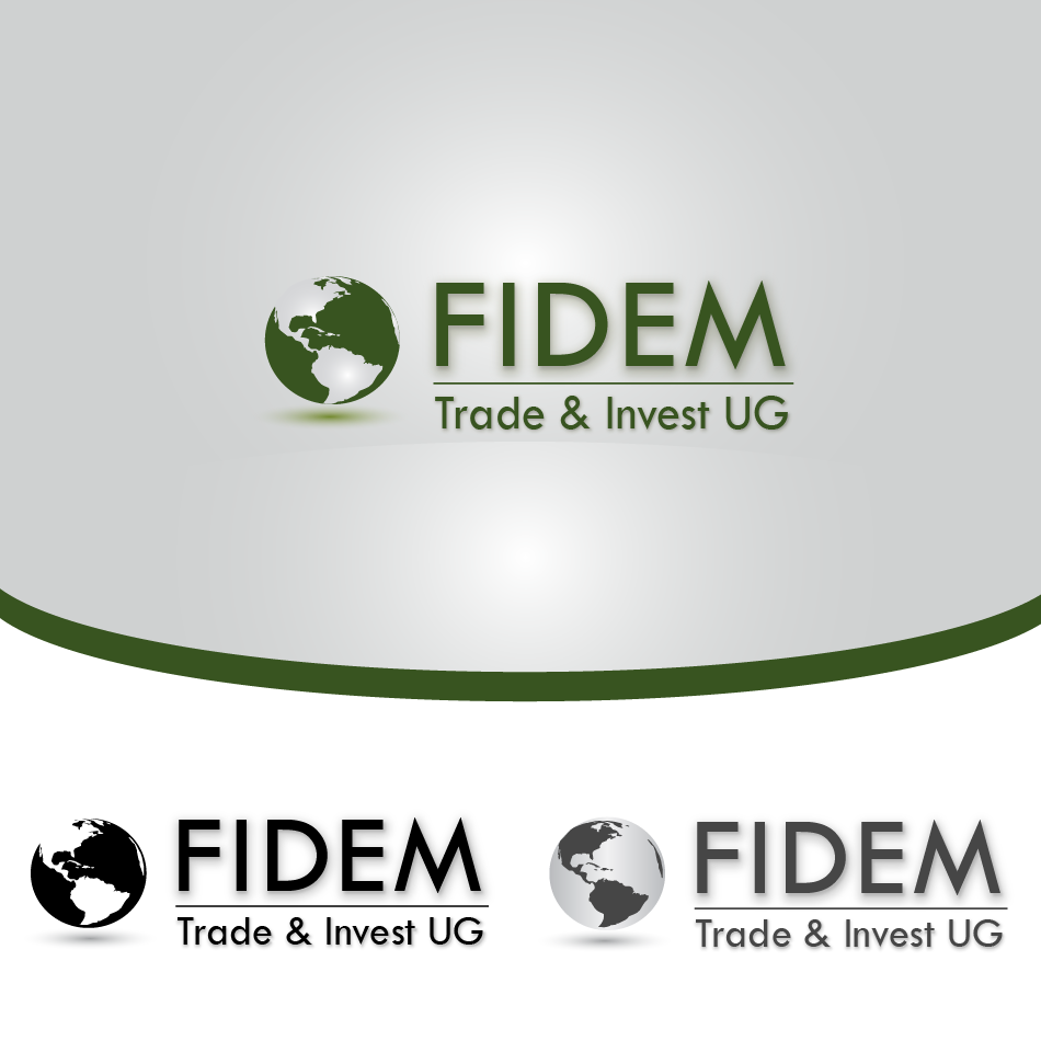 Logo Design by moonflower - Entry No. 371 in the Logo Design Contest Professional Logo Design for FIDEM Trade & Invest UG.
