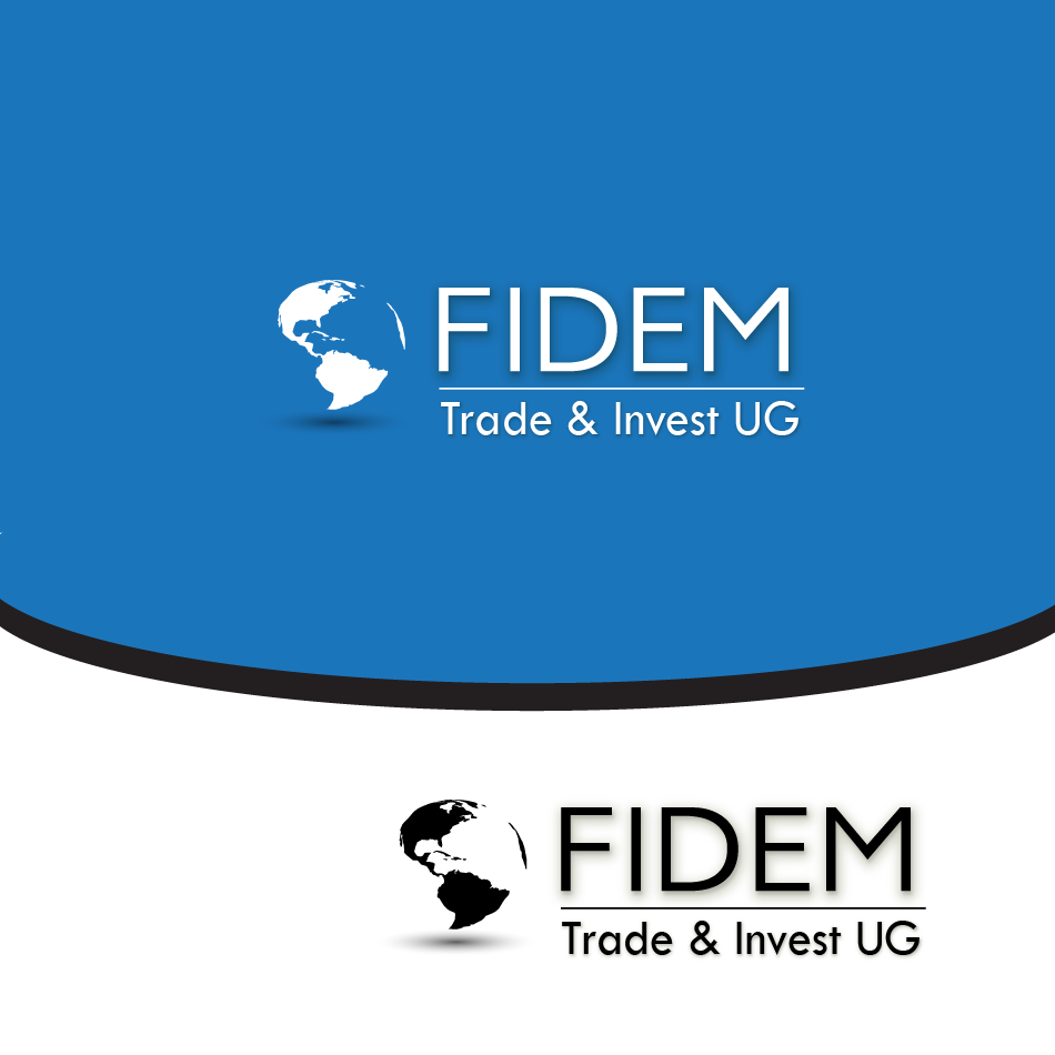 Logo Design by moonflower - Entry No. 372 in the Logo Design Contest Professional Logo Design for FIDEM Trade & Invest UG.