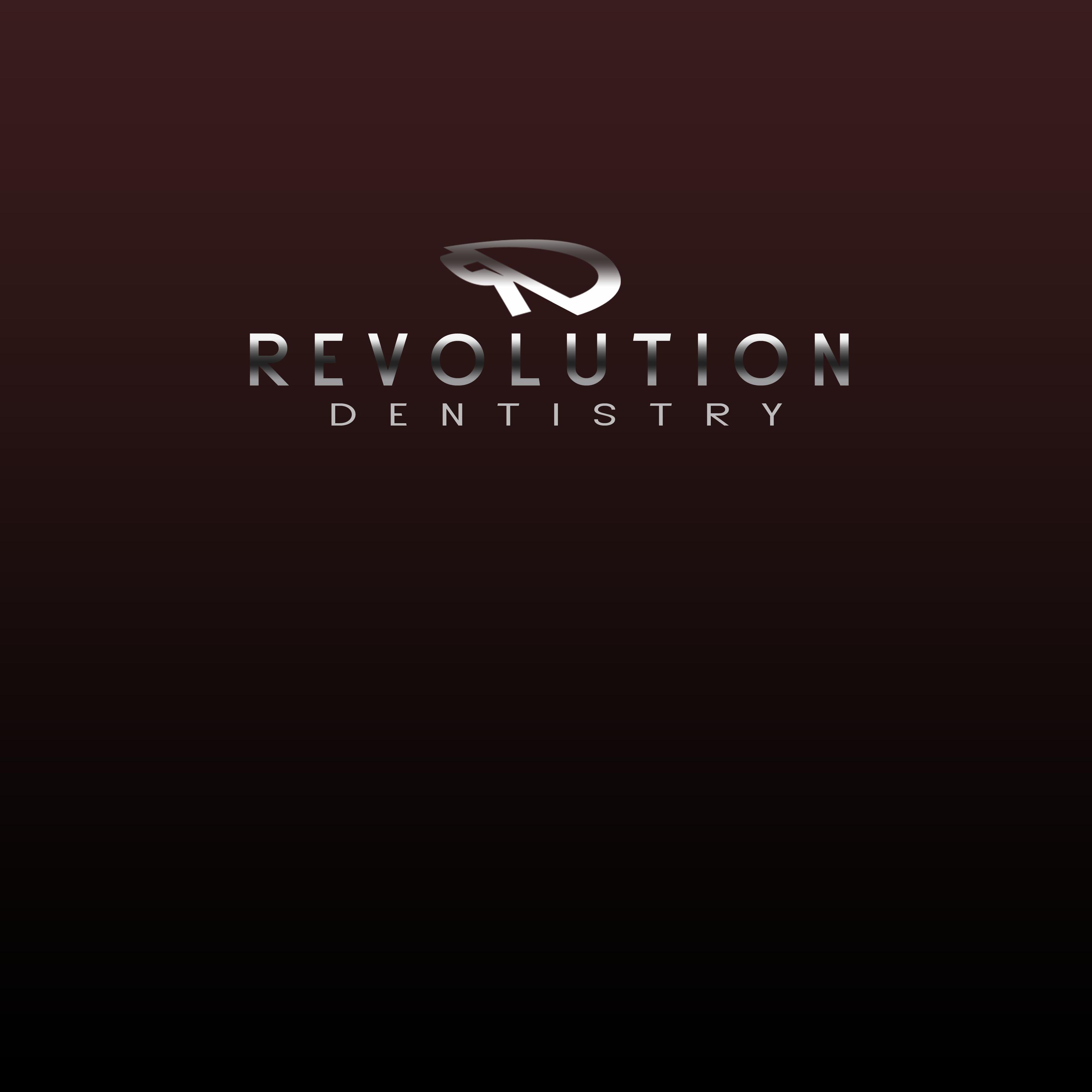 Logo Design by Allan Esclamado - Entry No. 125 in the Logo Design Contest Artistic Logo Design for Revolution Dentistry.