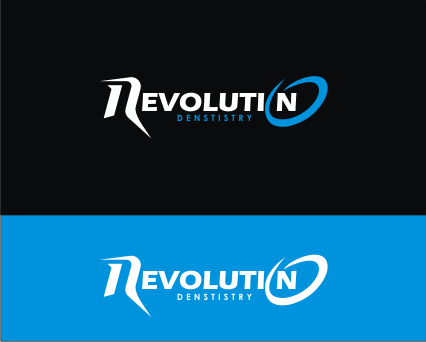 Logo Design by Armada Jamaluddin - Entry No. 134 in the Logo Design Contest Artistic Logo Design for Revolution Dentistry.