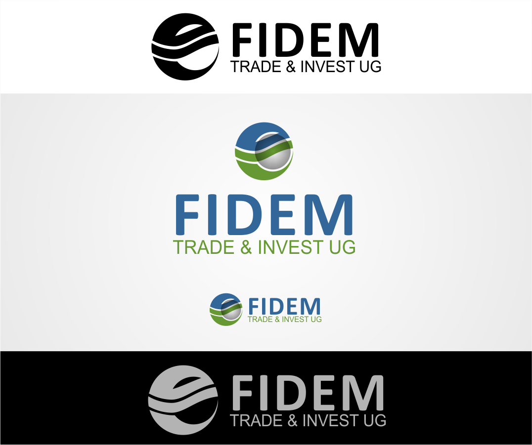Logo Design by Agus Martoyo - Entry No. 376 in the Logo Design Contest Professional Logo Design for FIDEM Trade & Invest UG.
