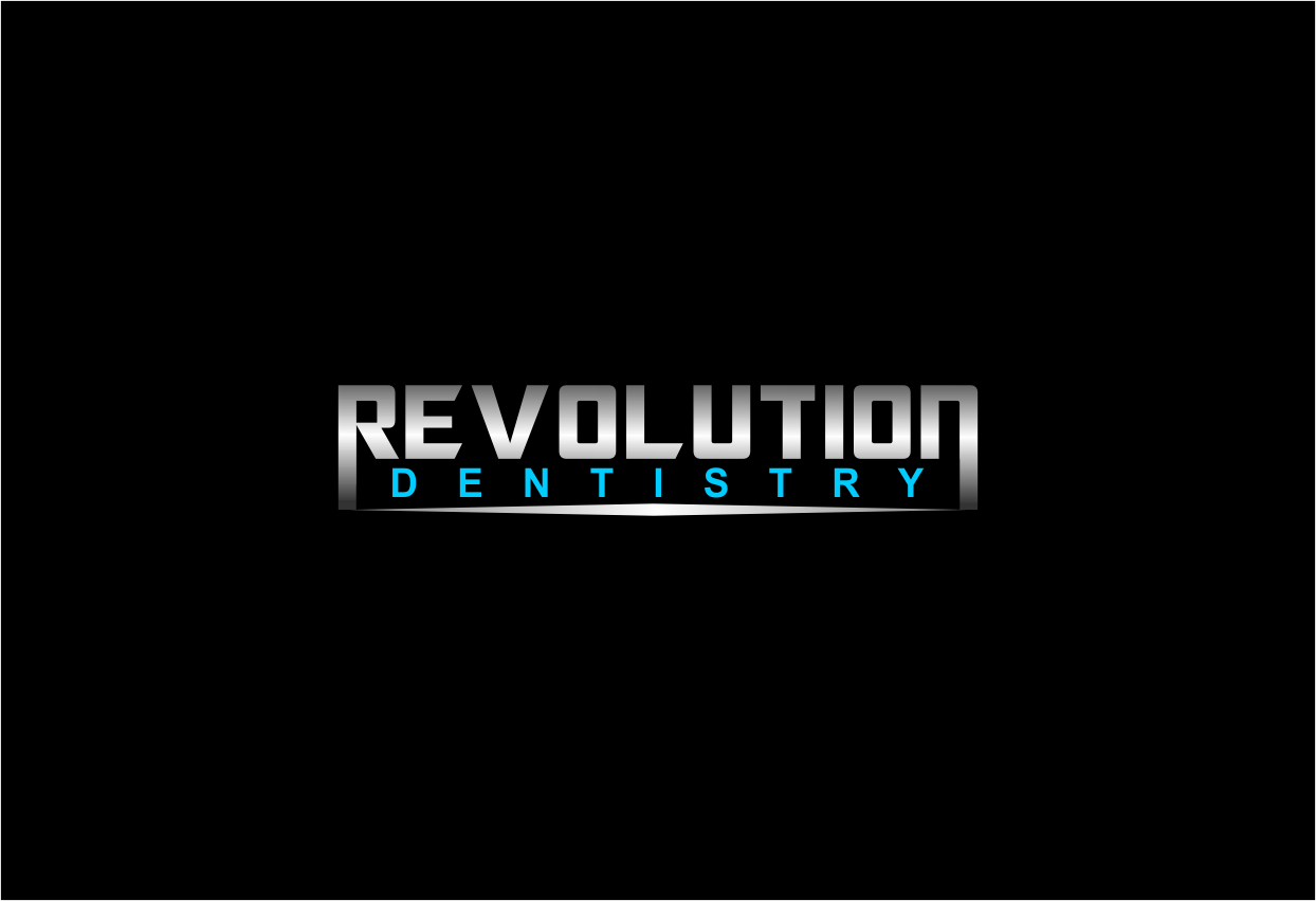Logo Design by Agus Martoyo - Entry No. 137 in the Logo Design Contest Artistic Logo Design for Revolution Dentistry.